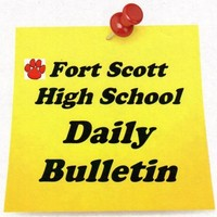 Student Bulletin for Thursday, January 7, 2021